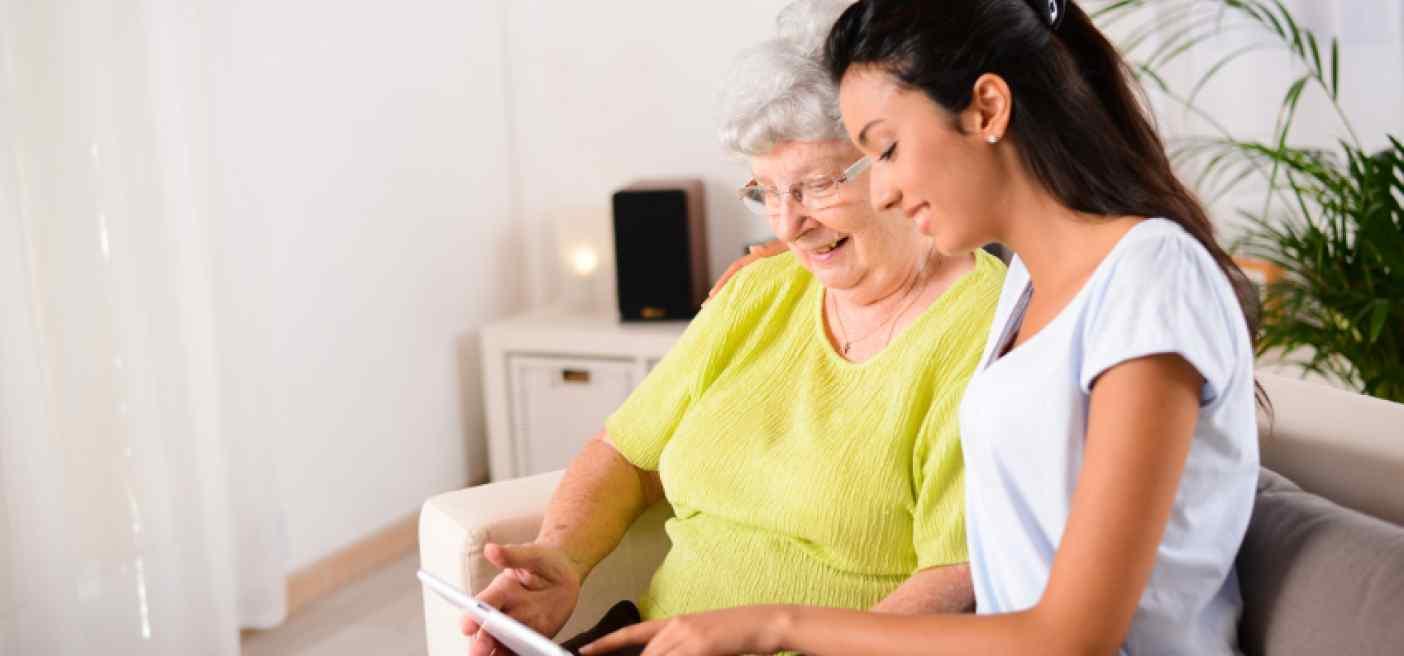 senior caregiver