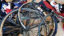 Ron's bike