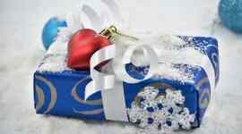 Caregiver presents